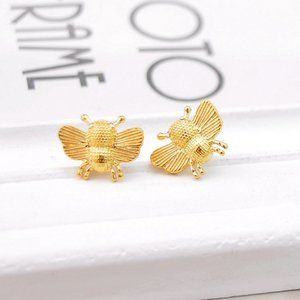 Kate Spade Cute And Delicate Bee Earrings